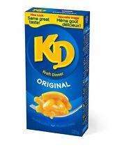6 X Kraft DINNER ORIGINAL FULL SIZE 225g/ 7.9oz- Mac N Cheee- From Canada FRESH
