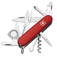 NEW SWISS ARMY KNIFE SWISS EXPLORER VICTORINOX  FREE POSTAGE 35750 TOOL SAVE!