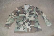 Military BDU Medium XSht Shirt Vietnam ARMY USAF NAVY Hunting Work Men Boys 257H