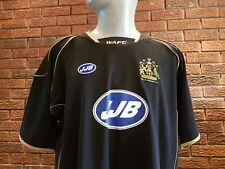 Vintage Raro Wigan Athletic Camiseta de fútbol 2003. Talla XL. JJB
