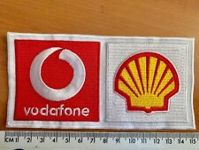 Ferrari F1 Shell / Vodafone Front Patch 15 1/2 cm x 7 1/2 cm Michael Schumacher