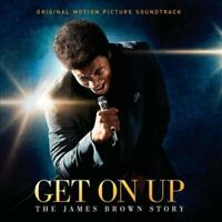 JAMES BROWN - GET ON UP: THE JAMES BROWN STORY-SOU NEW VINYL RECORD