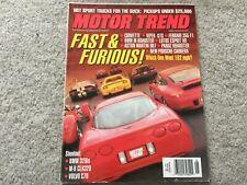 1998 Dodge Dakota R/T, Ford Ranger Splash, GMC Sonoma SLS, Tacoma SR5  Magazine