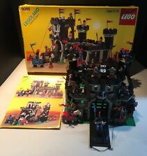 Lego Castle Set 6085 Black Monarch's Castle 99% Complete with Box & instructions