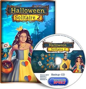 Halloween-Solitaire 2 - PC - Windows VISTA / 7 / 8 / 10