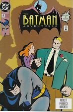 The Batman Adventures nº 8/1993 kelley Puckett & Mike Parobeck