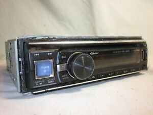 pre-owned ALPINE CD Receiver CDE-134HD