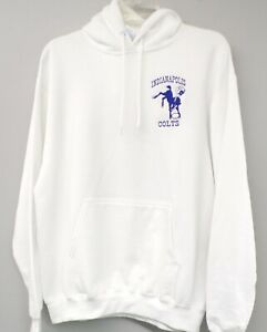 NFL Indianapolis Colts Hoodie Sweatshirt S-5XL, LT-4XLT Baltimore AFL New