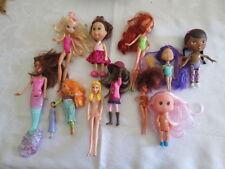 Mixed lot of 12 Small & Mini Dolls Lot  #9