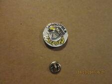 AHL Springfield Falcons Vintage Defunct Logo Hockey Lapel Pin