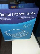 Omni Digital Kitchen Scale Max Capacity 5Kg, Precision 1G
