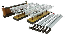 Marklin by MTH Tinplate No. 2036 GB Leipzig Station Platform Hall Set 10-1029