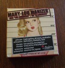 THE BALM COSMETICS MARY-Lou Manizer Resaltador Sombra de Ojos lumanizer Auténtico