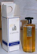 Vintage Lanvin ARPEGE Perfume Parfum Eau de Toilette 1960s 4 fl oz No L714