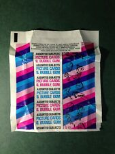 1977 Topps Football Fun Pack Wrapper