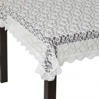 Francfranc 1300x1300 Meruretto Table Cloth White Tableware Linens Textiles
