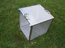 Rack'em-Pack'em Stainless Steel/Aluminum Grass Catcher Extension