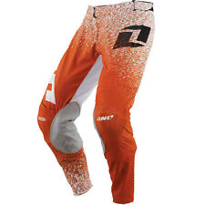 NEW ONE INDUSTRIES VAPOR ORANGE ATV  MX BMX RACING PANT PANTS  size 32