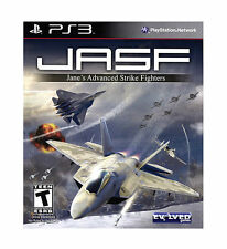 JASF: Jane's Advanced Strike Fighters Ps3 PlayStation 3 Game Only
