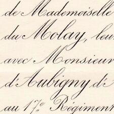 Marie Le Couteulx Du Molay 1881 Marc D'Aubigny D'Assy