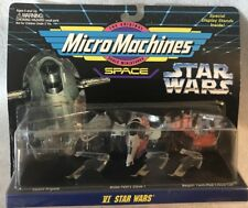 Galoob Micro Machines Guerre Stellari Star Wars Collezione VII MOC 1995