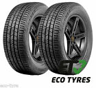2X Tyres 275 40 R22 108Y XL Continental ContiCrossContact LX M+S C C 74dB