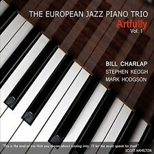 Bill Charlap - European Jazz Piano Trio: Artfully Vol 1 [New CD] Spain - Import