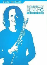 The Music of Kenny G: The Box Set Series (2009) 3 CD Set Sealed