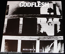 Godflesh: Decline And Fall LP Vinyl Record 2014 C & P Avalanche ARECO32V NEW