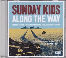 Sunday Kids-Along The Way Promo cd single