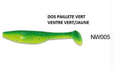 Noeby pêche leurre souple odorant Shad Minnow 15cm 27g couleur 5