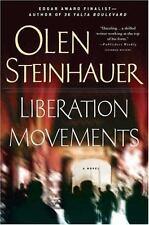 Liberation Movements, Olen Steinhauer, Good Condition, Book
