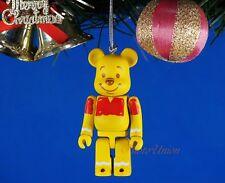 Decoration Xmas Ornament Home Decor Bearbrick Disney Winnie the Pooh *K1048_J