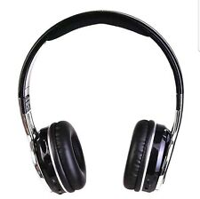 Contixo Over the Ear Foldable Wireless Bluetooth Headphone Black