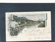 AK aus Mühlau bei Innsbruck mit Mühlauer Klamm, Tirol   (C28)