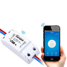 J Sonoff Basic Smart Home WiFi Wireless Switch Module Fr IOS Android APP Control
