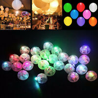 LED Flicker Light Small Balls Balloons Filler Sparkling Lamp Party Wedding Decor