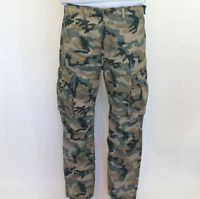 NWT LEVIS ACE CAMO CARGO PANT RELAXED FIT (124620001)