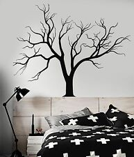 Vinyl Wall Decal Gothic Nature Tree Branches Home Design Stickers (858ig)