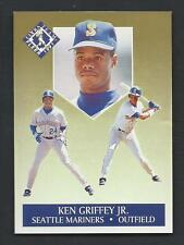 Ken Griffey, Jr. 1991 Ultra Gold Card #4; Near Mint; Seattle Mariners