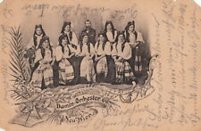 DAMEN-ORCHESTER ~ NEU-WIEN - 1900
