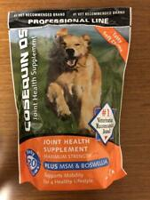 Cosequin DS Professional Dog Joint Health Supplement Soft Chews 120ct exp 03/22