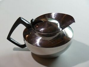 Ekco Products Insulated Stainless Steel Tea Pot Mid Century Modern