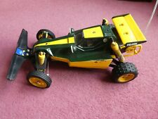 Vintage Tamiya Falcon  Rc Buggy Loft Find, tested and working.