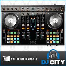 Traktor Kontrol S4 mk2 Native Instruments 4 Channel DJ Midi Controller