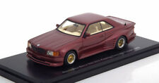 1:43 Neo Mercedes 500 SEC Koenig Specials Coupe 1985 redmetallic