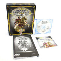 Conquest of the New World Deluxe Edition for PC CD-ROM in Big Box, 1996