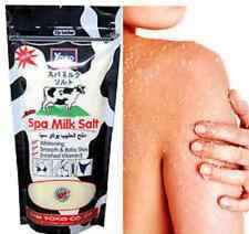 YOKO Spa Milk Salt  Vitamin Collagen Whitening Smooth Scrub Skin 300 g.