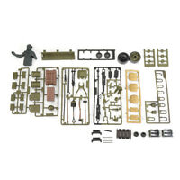 Parts Bag Plastic Accessories For HengLong M4A3 Sherman 3898 Part RC Tank Model