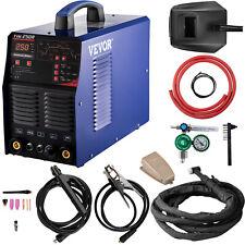 Vevor 250amp Ac Dc Tig Welder Inverter Aluminum Pulse 110220v Welding Machine